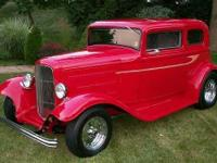 1932 Ford Model V18 Victoria High Performance Body,