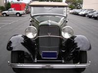 This beautiful Phaeton is all Henry Ford steel,