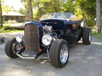1932 Ford Roadster- Blue( looks blue & then purple-