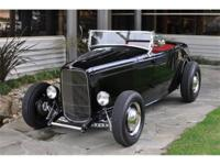 1932 Sonny Pulice Ford Roadster This historic