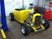 DA # 2643. 1932 Ford Roadster for sale(NY) - $36,000.