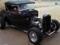1932 Ford Roadster for sale (TX) - $33,900. '32 Ford