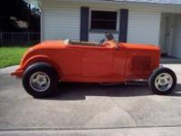1932 Ford Roadster, this is a Ford Highboy was expertly