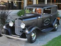 Original '32 Ford Sedan Delivery Ford historians
