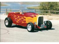 1932 FORD ROADSTER,