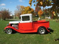 1932 Ford Pickup New Build 4.6 Ford powered. Brand new