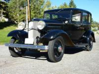 This is a very fine example of an original, 1932 Ford