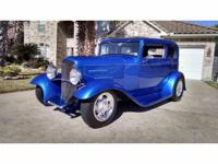 Year : 1932  Make : Ford  Model : Victoria  Exterior
