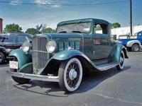 VERY RARE !!! 3 window 32 Nash WITH RUMBLE SEAT !! 350,
