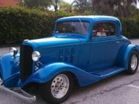 Rare 3 window coupe, car is absolutely flawless! 350cu