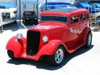 1933 Dodge 4 Door Sedan Super Cool! All Suicide Doors,