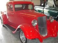 he nicest 1933 Dodge Pickup you can find. You will be