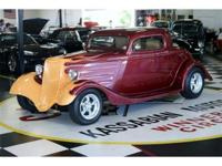 1933 Ford 3 window Coupe - 1933 Ford 3 Window Coupe