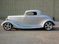 ****1933 Ford 3-Window Coupe****   Up for auction here