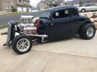 1933 Ford Coupe Street Rod For Sale in Layton, Utah