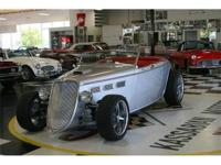 Absolutely Beautiful 1933 Ford Highboy Roadster
