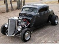 You have come across an awesome Street Rod that has a