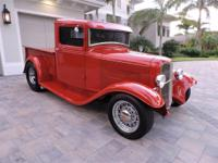 Offered for sale is this incredible Ford Pickup Custom
