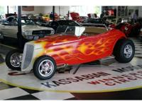 1933 Ford Roadster Convertible (Brizio Car) - 1933 Ford