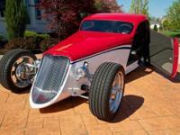 1933 Ford Speedster Coupe for sale in Cincinnati, Ohio