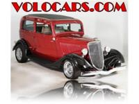 THIS IS A REAL 33 FORD. STEEL BODY WITH FIBERGLASS