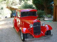 1933 Ford Truck in immaculate condition. Garage kept