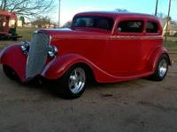 1933 Ford Vicky for sale (TX) - $35,000 '33 Ford Vicky