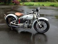 INDIAN MOTOPLANE 1933- RARE ONE YEAR ONLY!!! Original