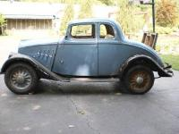 All Steel, Rust Free, Rumble seat. I have owned this