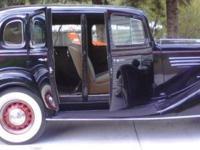 1934 Buick Sedan for sale (MT) - $39,900 '34 Buick