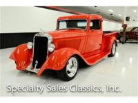 This 1934 Dodge Half-Ton Pickup (Stock # F1095) is