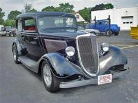 You want an ALMOST PERFECT--- SURVIVOR --- STREET ROD