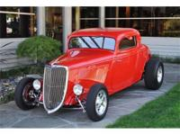 1934 Ford 3-Window Highboy This is an all Henry Ford