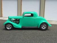 1934 Ford Coupe for sale (OR) - $49,500 '34 Ford 3