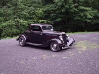 Original Henry steel 34 Ford 3W coupe built a few years