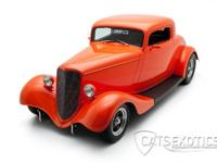 1934 Ford Street Rod. The Ford was ONLY built from 1932