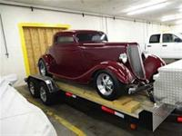 1934 Ford Model 40 High Performance Less than 6,000