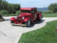 This very rare 1934 Ford Model 46 5-Window, Pro-Touring