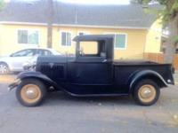 1934 Ford Pick Up (CA) - $20,000 Classic Pick Up in