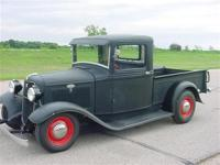 1934 Ford Pickup. Great running flathead V8 with