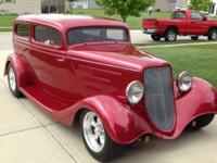 1934 Ford Sedan for sale (IN) - $61,999 '34 Ford 2 Door