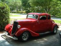 Make an offer on this: 1934 Ford Five Window Coupe ('88