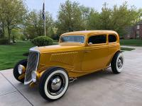 1934 FORD VICKY CUSTOM STREETROD  A VERY HIGH END BUILD