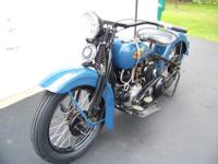 ... ... ... 1934 Harley Davidson VLD. In the VL series,