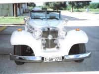 1934 Mercedes-Benz 500K Replica Factory built by