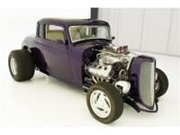 1934 PLYMOUTH 5 WINDOW CUSTOM BUILT COUPE $ 110,000.00