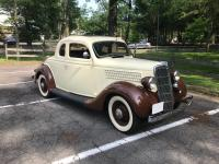 1935 Ford 5 Window Coupe with Rumble Seat Excellent