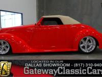 #17DFW Vehicle is located in the DFW Airport  1935 Ford