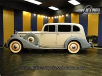 1935 Packard 1200 Senior Series for sale. Talk about a