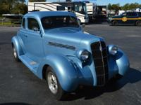 1935 Plymouth Business Coupe Hot Rod Automatic. The car